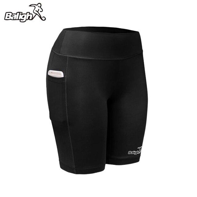 7252118f US $3.97 10% OFF|Balight kobiety spodenki sportowe szybkie suche wysoka  elastyczność sportowe spodnie kompleksowe szkolenia kobiet szorty czarny ...