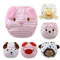 1 unids/lote Pañales del pañal del bebé pañales reutilizables pantalones de entrenamiento bragas de la ropa interior de los niños para el control de esfínteres niño qdkbl011-1