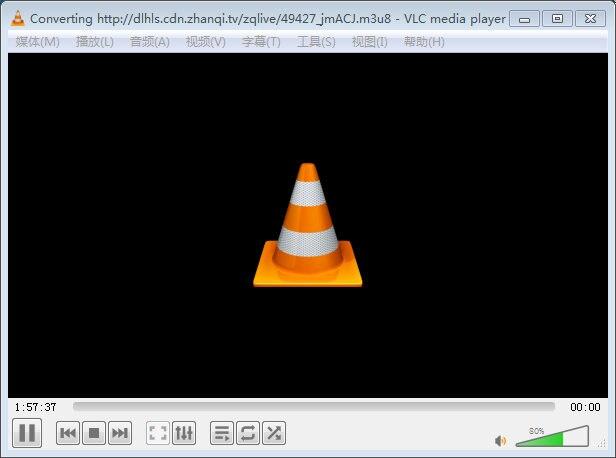m3u8格式的视频VLC下载到本地