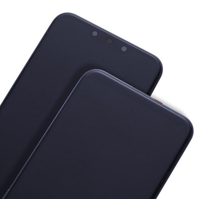 """Dla 6.3 """"Huawei Mate 20 lite mate 20 lite ekran wyświetlacz LCD + digitizer panel dotykowy dla Mate 20 lite + rama"""