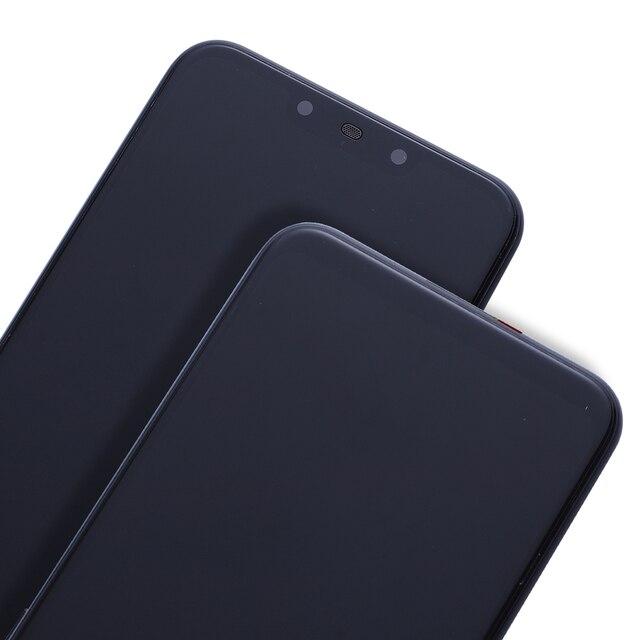 """Đối với 6.3 """"Huawei Mate 20 Lite đời 20 lite màn hình LCD Hiển Thị + Touch panel Digitizer cho người bạn đời 20 lite + Khung"""