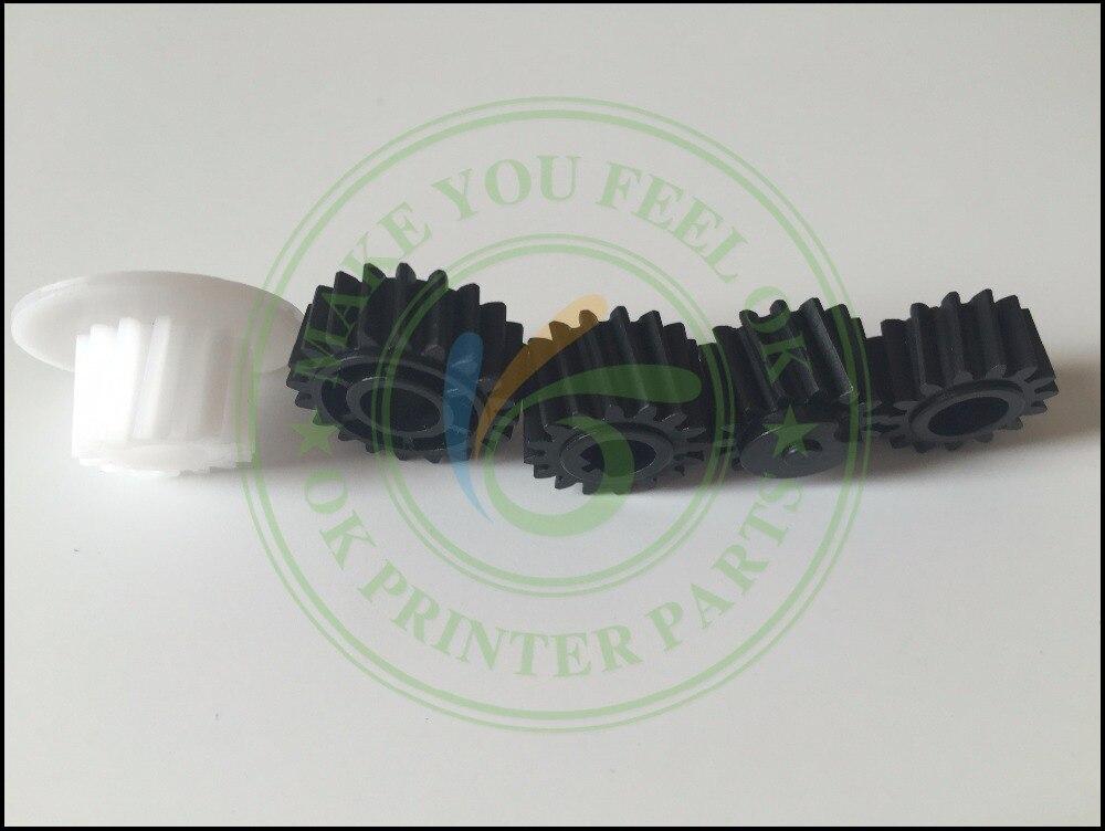 Compatible AE09-1515 AE091515 Developer Gear Kit Set Image Gear Kit Set for Ricoh Aficio 1013 1515 175 3320 MP161 MP171 MP201 compatible ae09 1515 ae091515 developer gear kit set image for ricoh aficio 1013 1515 175 3320 mp161 mp171 mp201