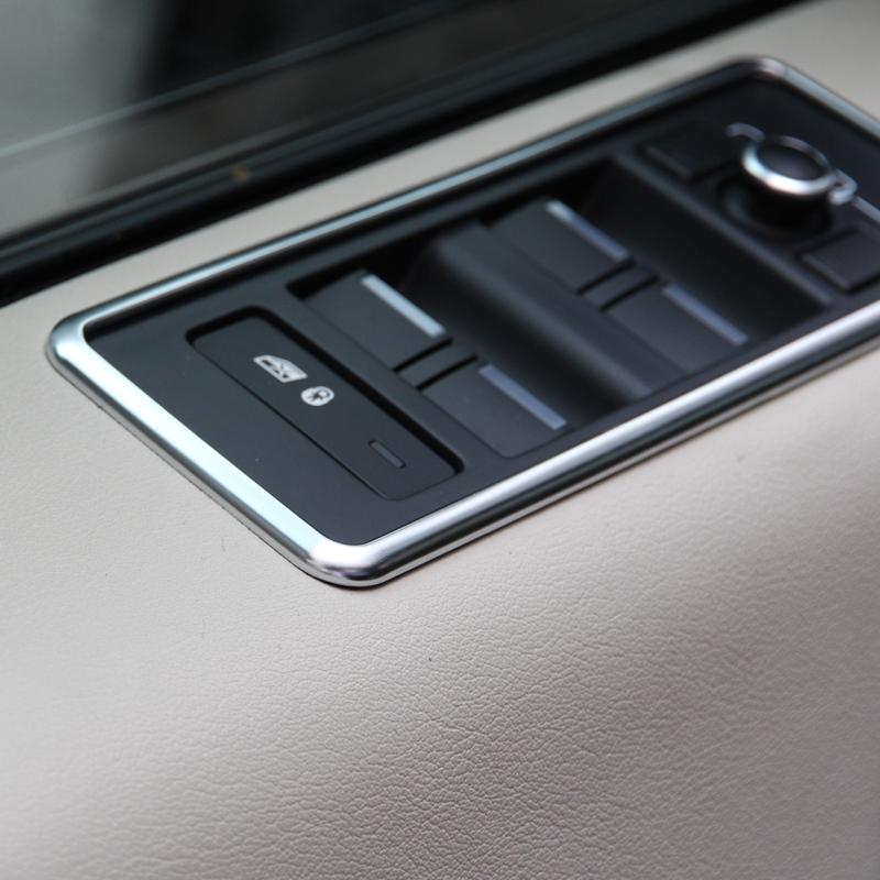 chrome window button cover trim sticker for range rover sport 2014 2015 auto accessories car styling  (2).JPG