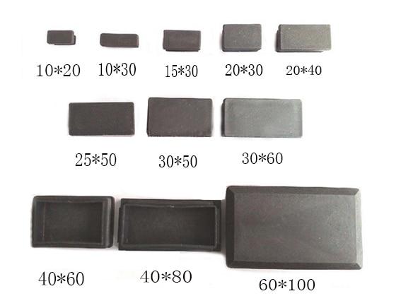 oblong 2 Plug30 40 50 60 100 oblong rectangle plastic