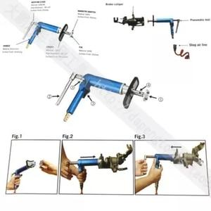 Image 2 - 18pcs Pneumatic Brake Piston Wind Back Tool