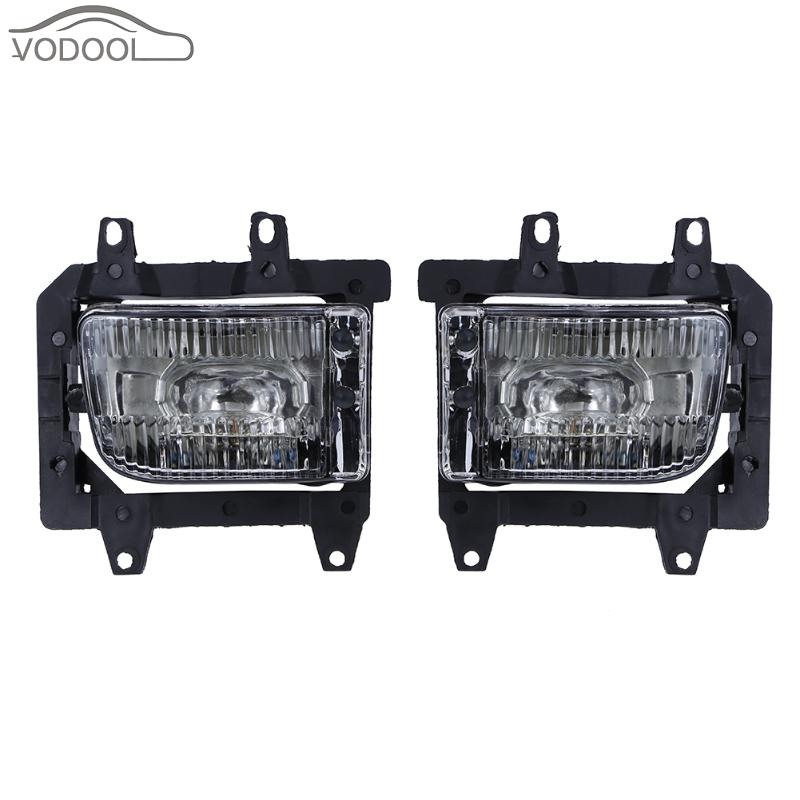 1 Pair Car Front Bumper Driving Fog Light Automobiles White Fog Lamp for BMW E30 318i 318is 325i 1985-1993 Auto Accessories tirol t16568a fog driving light lamp kit oem replacement for pathfinder pickup truck smoke front bumper lamps pair free shipping
