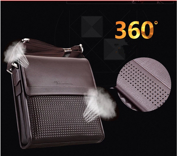 ombro bolsa de viagem Material Principal : Couro Genuíno