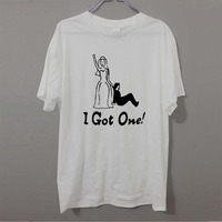 Funny I Got One Hen Party Bride Wedding Bridesmaid Tshirt For Men Summer Fashion Letter T