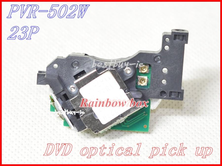 2stk / lot Original Ny Laser Len Til Mitsumi PVR-502W 23P Optisk - Hjem lyd og video - Foto 1