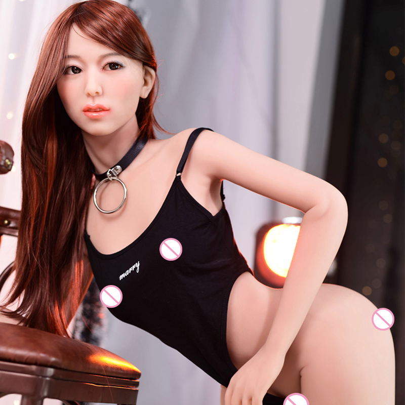 Silicone Solid Sex Dolls with new Skeleton Anal Oral Vagina masturbator 3D Life Size Japanese tpe anime sex doll real love doll in Sex Dolls from Beauty Health