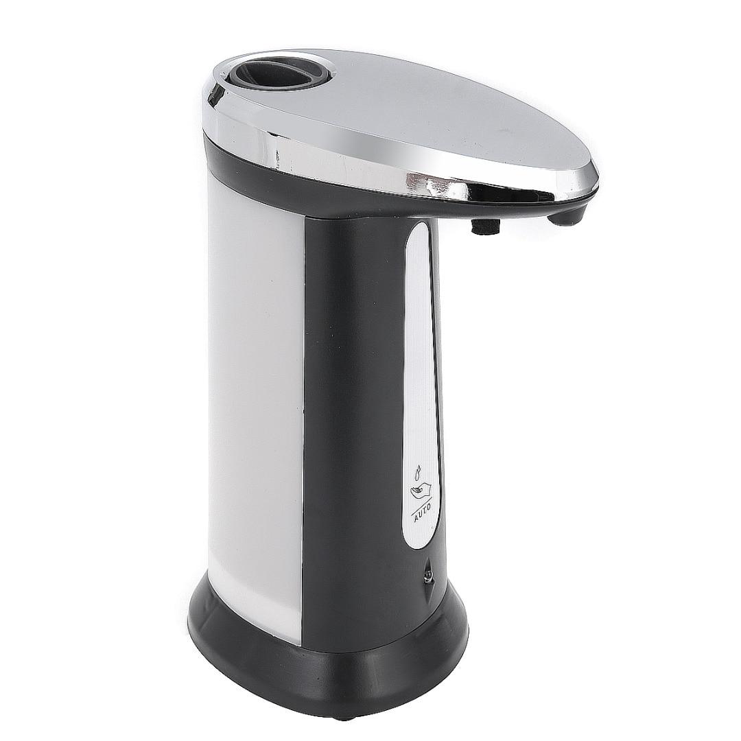 400ml Automatic Liquid Soap Dispenser Smart Sensor Soap Dispenser Pump Shower Kitchen Soap Bottle For Bath Washroom Mayitr