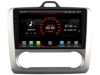 Elanmey top equipped 8 cores+4GB ram+64G rom android 8.1 car radio for Ford focus 2005 2011 AT Gps navi multimedia head unit