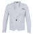 Casual Slim fit Un Botón Blazer Chaquetas Coat 5 Tamaños/Colores