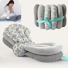 Многофункциональная подушка для грудного вскармливания, подушки для кормления новорожденных, регулируемая по высоте, хлопковая Подушка для кормления, Прямая поставка