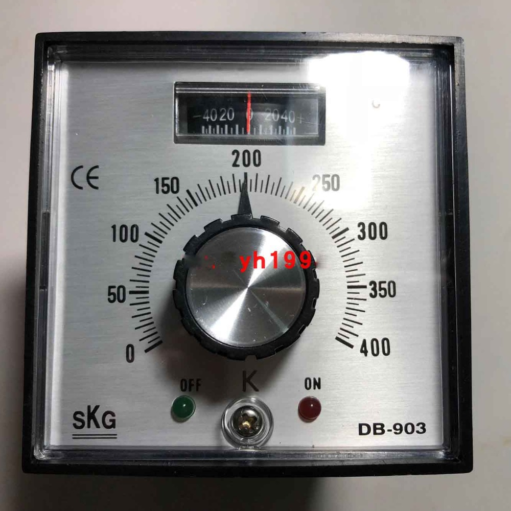 Knob Head Pointer Temperature Controller SKG DB903 Temperature Controller DB-903 used for Taiwan SKG Knob Head Pointer Temperature Controller SKG DB903 Temperature Controller DB-903 used for Taiwan SKG