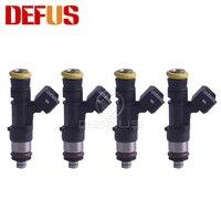 4X 0280158207 Nozzle 2200cc 210lb CNG Nature Gas Fuel Injector Bico For 1.4 1.6 B MAX C MAX FIESTA FOCUS MONDEO 1538984 Values