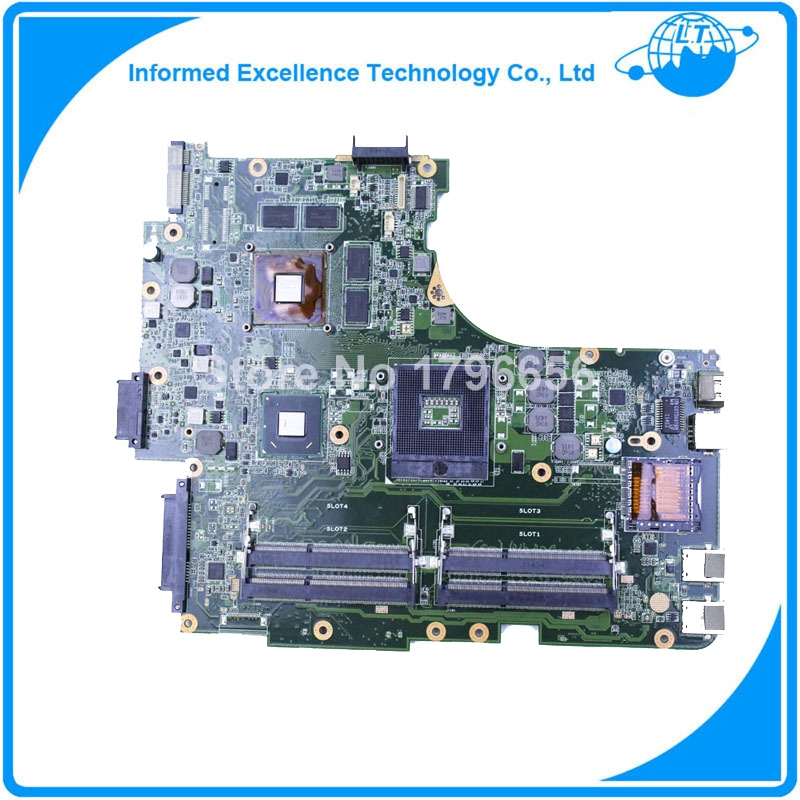 ФОТО Laptop motherboard for ASUS 1GB N53SV 4 memory slot tested and 100% working