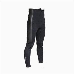 Image 5 - водолазный костюм SLINX 2 мм неопреновые длинные брюки, унисекс, согревающие для Гидрокостюма, серфинга, подводного плавания, виндсерфинга, рыбалки