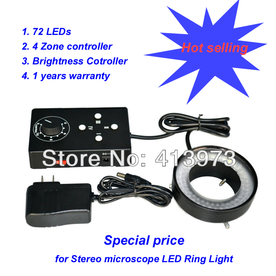 Stereo microscope  LED Ring Light  ,  free shipping cost led ring light for microscope sz 8 free shipping cost