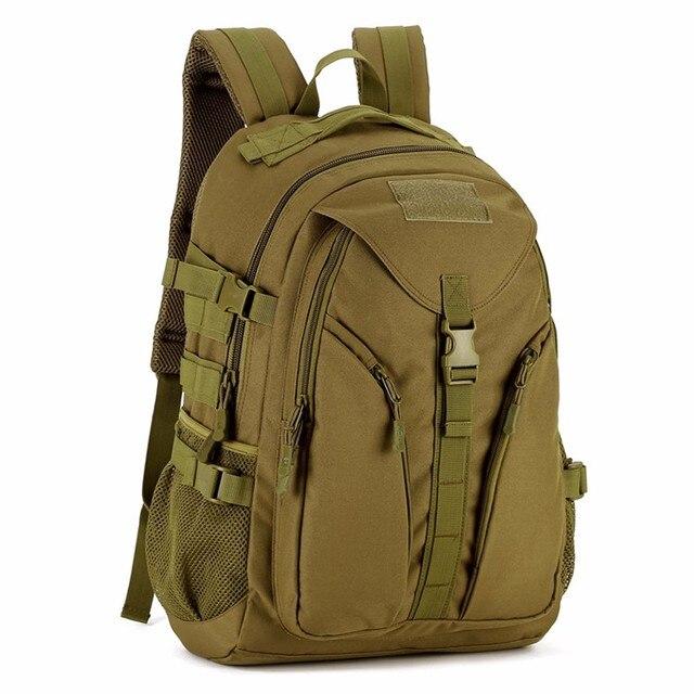 40L Waterproof Molle Backpacks Military 3P Tactics Rackpack Assault Nylon Travel Rucksack Bag for Men Women Rucksack Bag 4