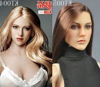 KIMI TOYS Europe female 1/6 KT004 KT005 Kate 16 head Sculpture Model