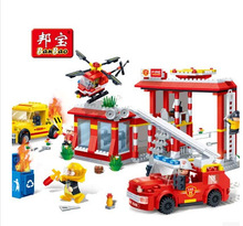 BB Model Compatible with Lego BB7115 728Pcs Models Building Kits Blocks Toys Hobby Hobbies For Boys Girls