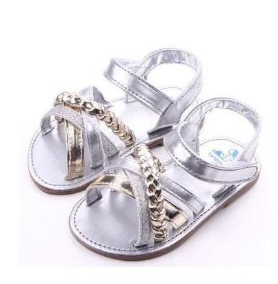 New Arrived toddler Baby Boys and Girls Summer Sandals first walkers Shoes Non-slip fashion baby footwear hot sale