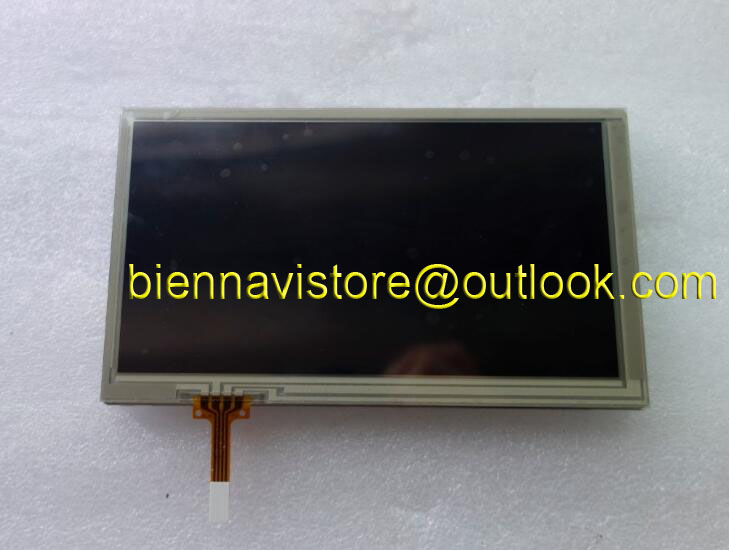 цены  Brand new L5F30816P00 LCD display monitor with touch screen for Car audio Mercedes BMNW rear seat DVD player