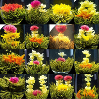 Promotion individual vacuum package 16 kinds blooming tea artistic blossom flower tea free shipping.jpg 200x200