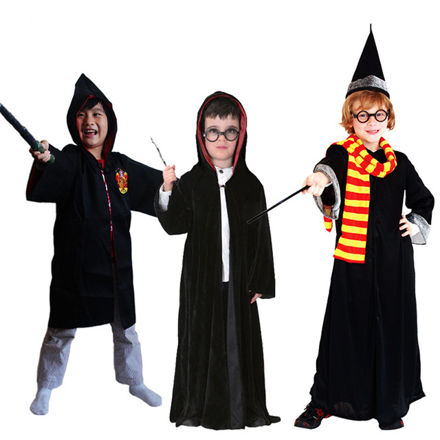 Harry Potter Costumes Halloween Costumes For Kids Black Harry ...