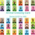 Карточка для скрещивания животных Amiibo карточка для игр серии NS 2 (от 121 до 150)