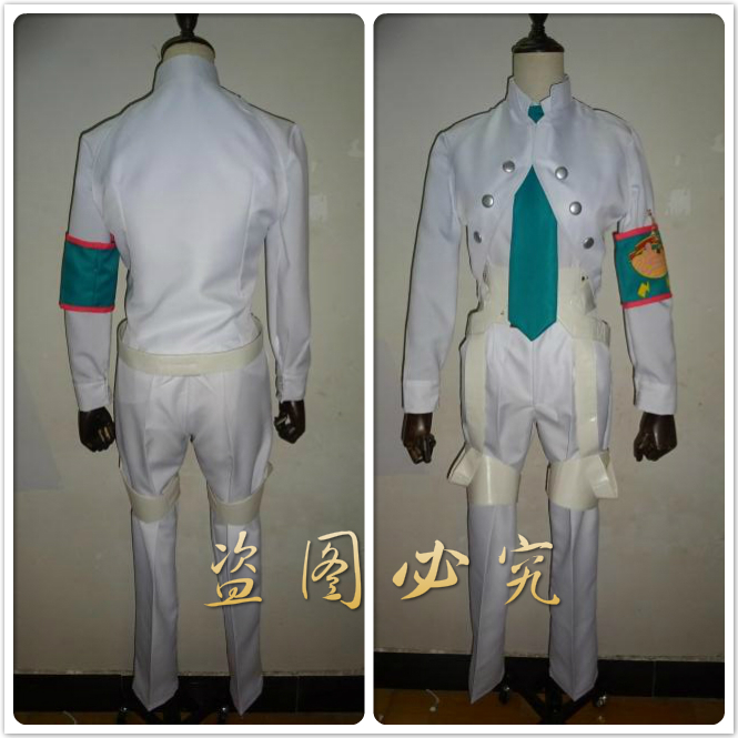 Cos Anime DRAMAtical Murder Dmmd Clear Cosplay Costume Customized