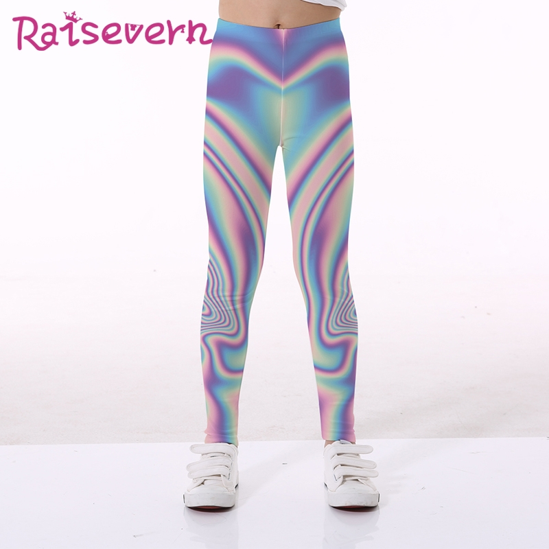 88551fc30 Sweet Love Kids 3D Leggings Kawaii Children Baby Pants Print ...
