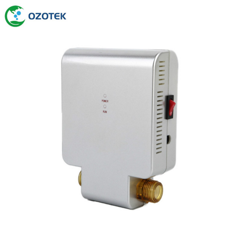 Intelligent household ozone water sterilizer for laundry ozone washer system 12VDC with Automatic ON OFF
