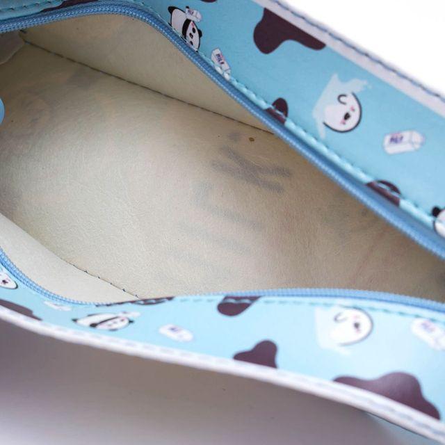 Milk box pencil case