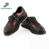 High Quality New Unisex Bowling Shoes With Skidproof Sole Professional Sport Shoes For Men Women Breathable Sneakers