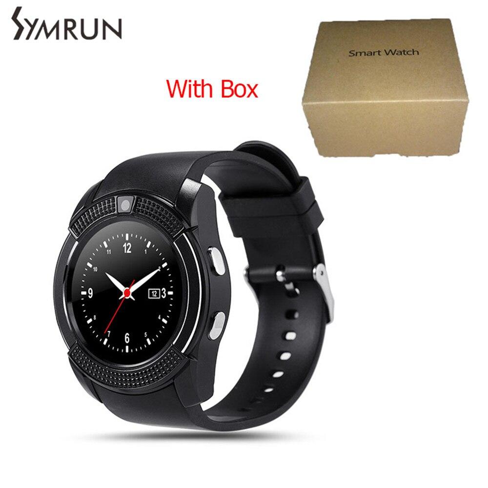 Wearable dispositivos bluetooth smart watch sim soporte de tarjeta tf smartwatch