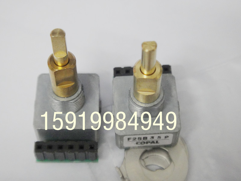 [VK] Japan COPAL encoder photoelectric encoder REC16F25-205-B original import genuine  2PCS/LOT FREESHIPPING(switches) [zob] original original of france lc1d50 220v 80a genuine original ac contactor 2pcs lot