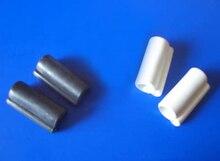 Housse en Silicone pour électrode de lumière au néon 50 pcs/lot 8/10/13/15/18 manchon délectrode en verre haute tension accessoires pour enseigne au néon