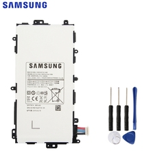 Samsung Original SP3770E1H Battery For Samsung GALAXY Note 8.0 N5100 N5110 N5120 Genuine Replacement Tablet Battery 4600mAh samsung original replacement battery sp3770e1h for samsung n5100 galaxy note 8 0 n5110 n5120 authentic tablet battery 4600mah