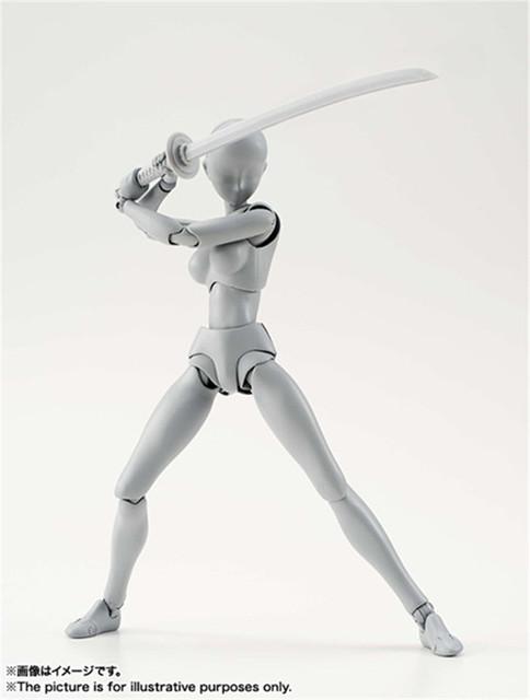 SHFiguarts Body Kun Action Figure
