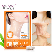 Bioaqua Neck Mask Anti wrinkle Whitening Moisturizing Nourishing Firming