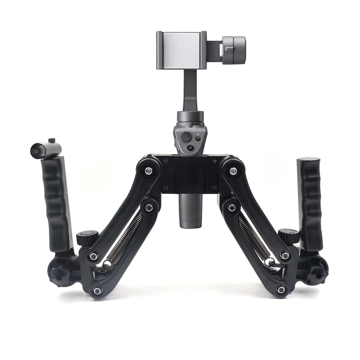 цена на Extension Stand Mount holder 4th Axis gimbal stabilizer for DJI Ronin S,DJI Osmo plus, Osmo Mobile/Pro