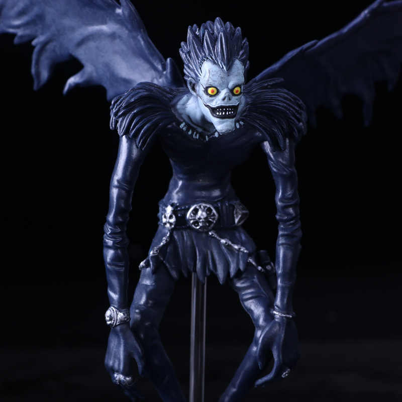 2019 New Death Note L Ryuk Ryuuku PVC Action Figure Model Collection Toy Dolls 24 cm Anime Figura brinquedos