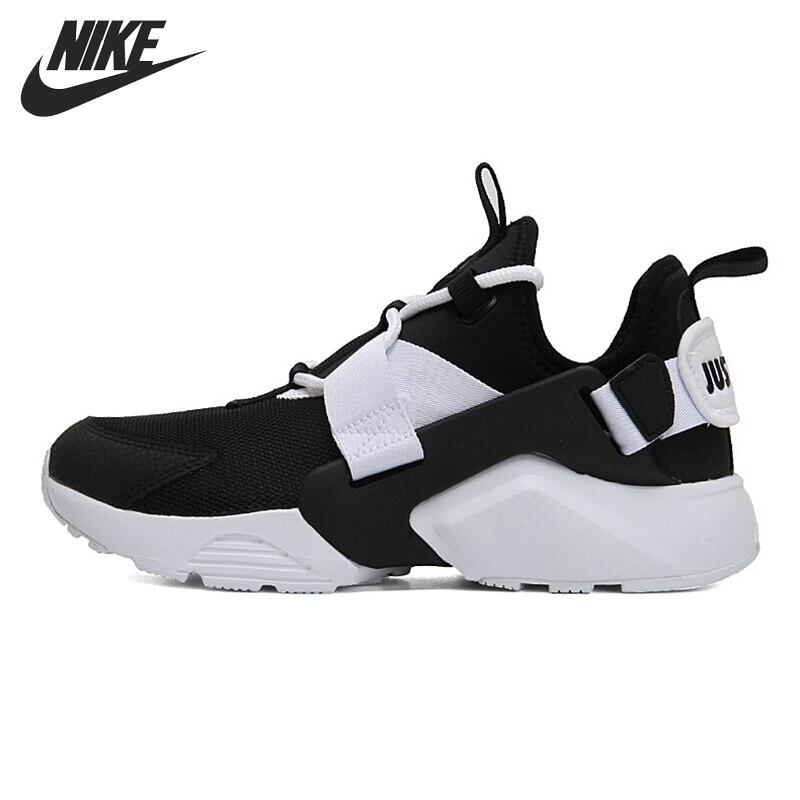 Original New Arrival 2019  NIKE AIR HUARACHE CITY LOW Women's  Running Shoes Sneakers