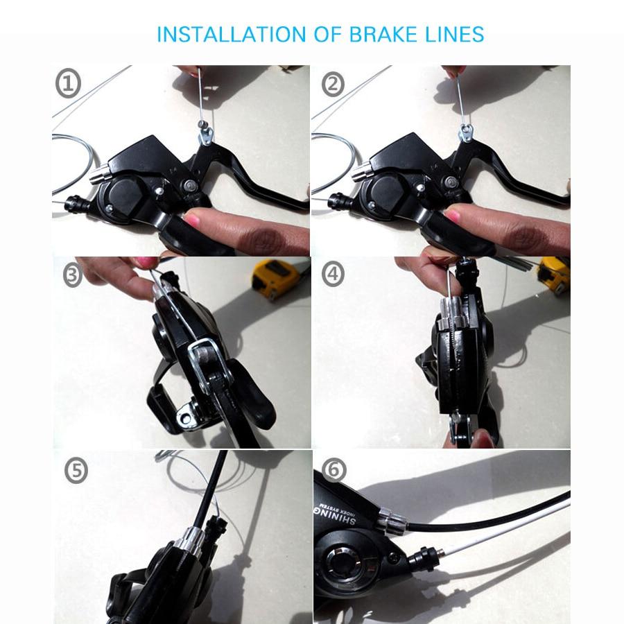 3 X 7 21/3 x 8 24 Speed MTB Bicycle Shifter Brake Mountain Road - Հեծանվավազք - Լուսանկար 6