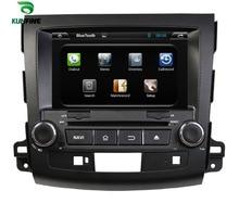 Quad Core1024 * 600 Android Navegación GPS DVD Playerfor 5.1Car OUTLANDER 2006-2012Radio Bluetooth 3G Wifi control del volante