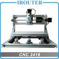 cnc 2418(laser options),mini diy CNC engraving machine,Pcb Milling Machine,Wood Carving machine,cnc router,cnc2418,GRBL control