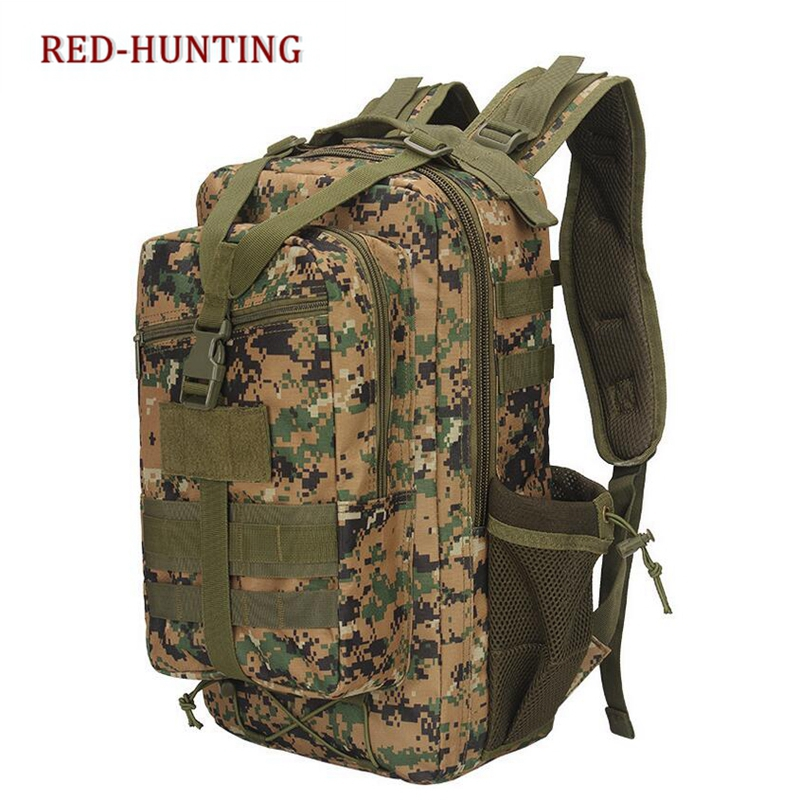 8b5cdc155165 Detail Feedback Questions about 30L Outdoor Military Rucksacks 600D Nylon Waterproof  Tactical backpack Sports Camping Hiking Trekking Fishing Hunting Bags ...