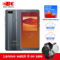NEW Lenovo K5 K350t 3GB+32GB MTK6750 Octa core 1.5GHz 5.7 2.5D Glass body Dual Camera Rear 13.0MP+5.0MP 3000mAh Mobile Phone